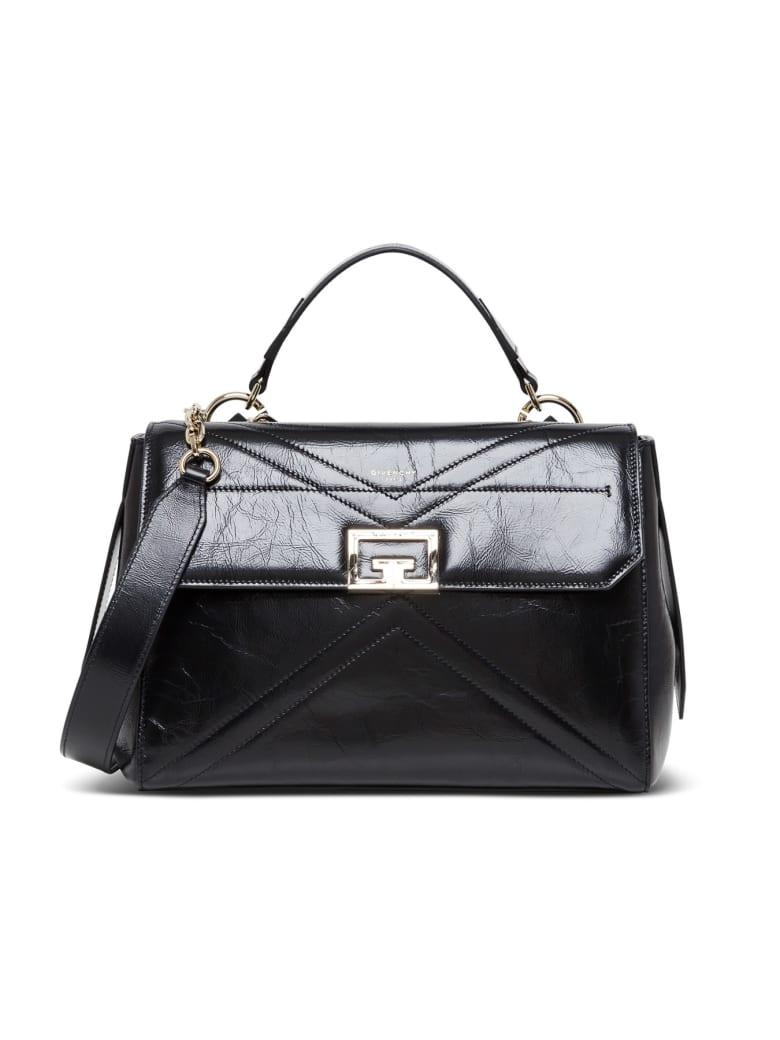 Givenchy Medium Id Shoulder Bag - Black