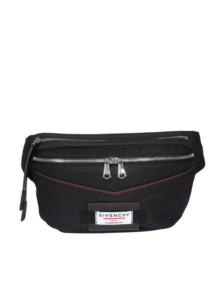 Givenchy Downtown Bum Bag - Nero
