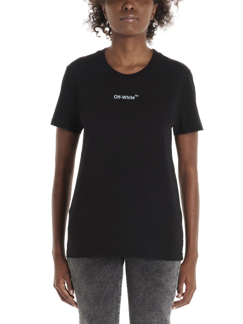 Off-White 'arrow Sketch' T-shirt - Black