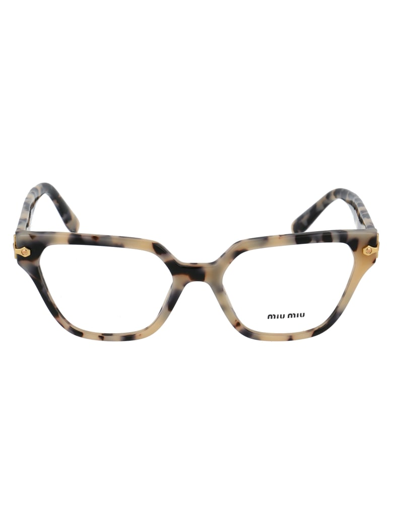 Miu Miu 0mu 02tv Sunglasses - KAD1O1 HAVANA SAND BROWN