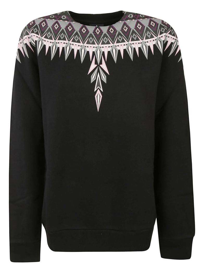 Marcelo Burlon Norwegian Wings Sweatshirt - Black multi