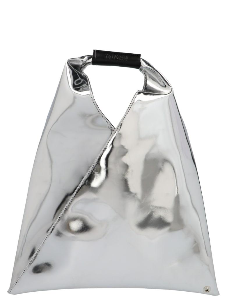 MM6 Maison Margiela 'japanese Bag' Bag - Silver