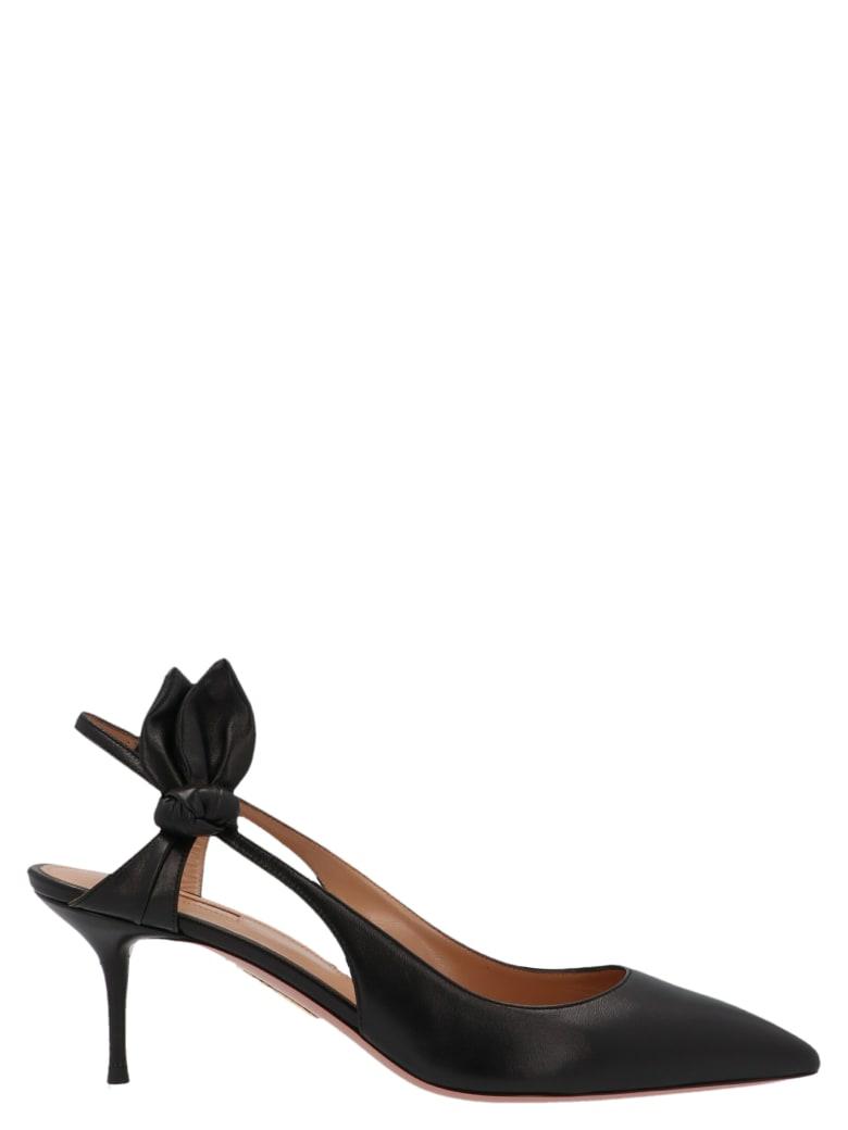 Aquazzura 'drew' Shoes - Black