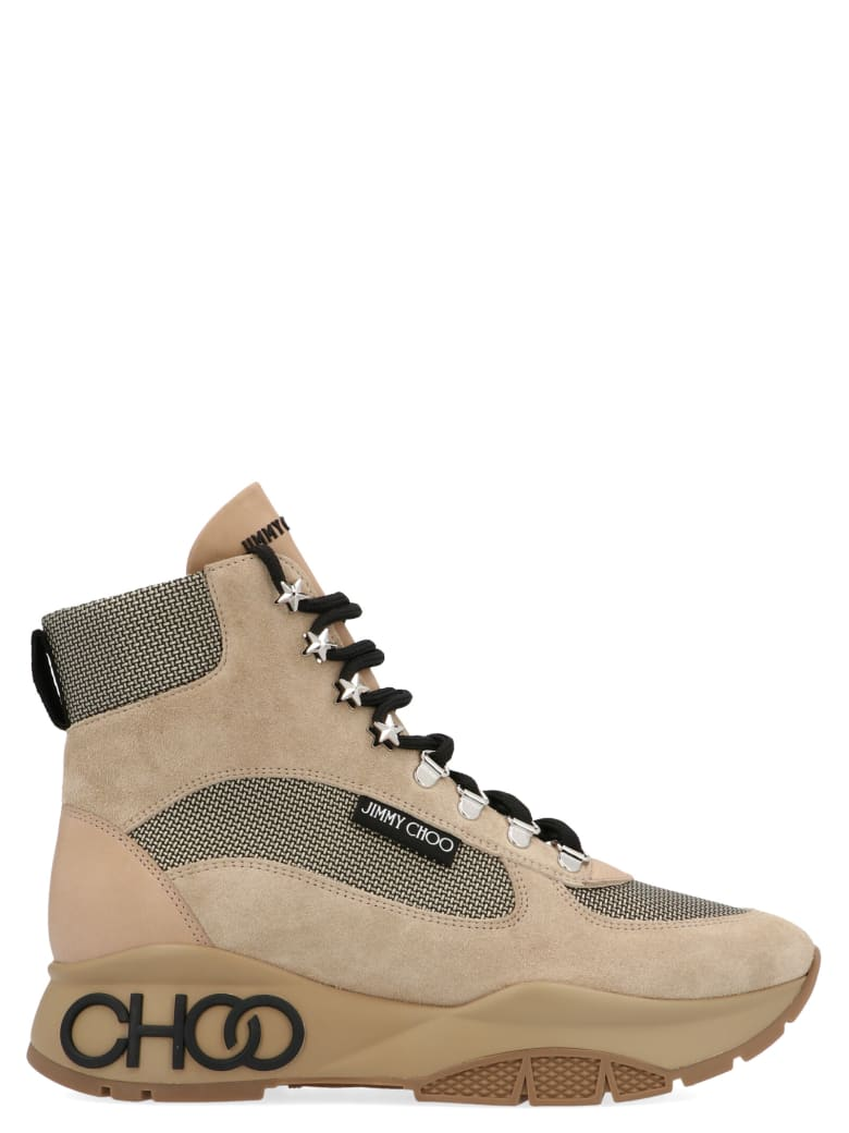Jimmy Choo 'trekking' Shoes - Beige