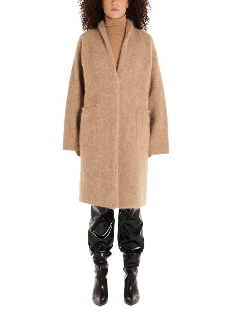 Laneus Coat - Beige