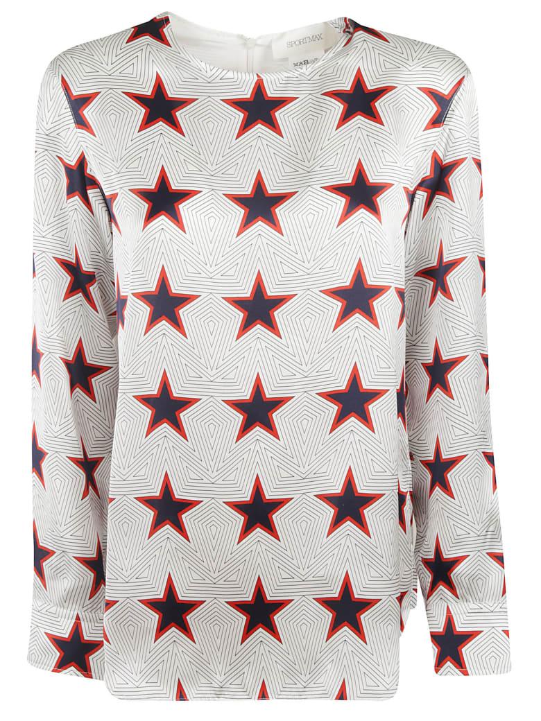 SportMax Vigile Woven Shirt