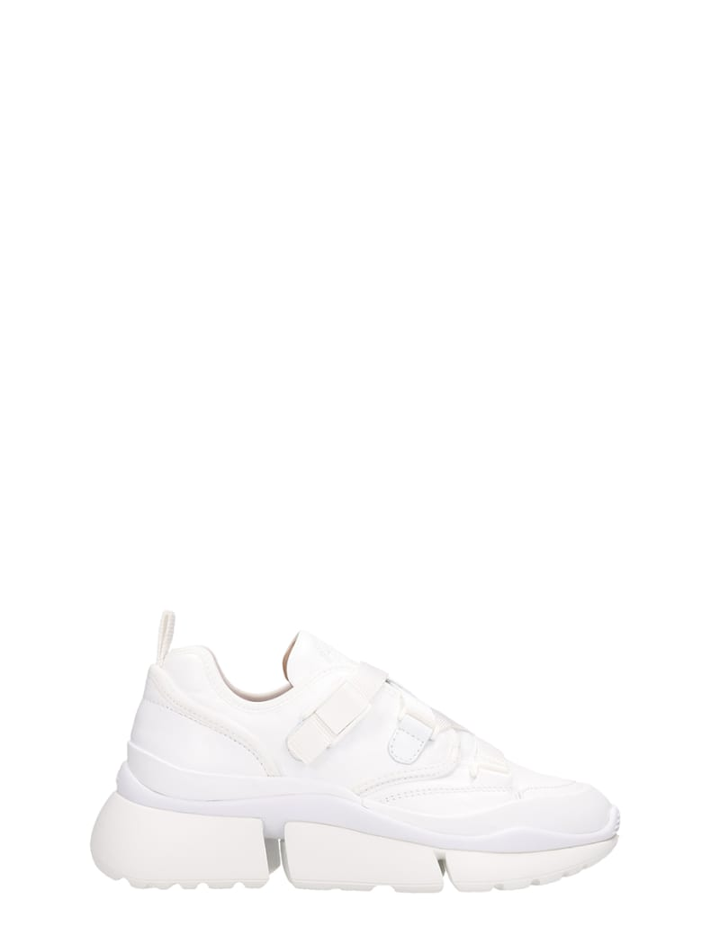 Chloé Chloé Sonnie Low Top Sneakers