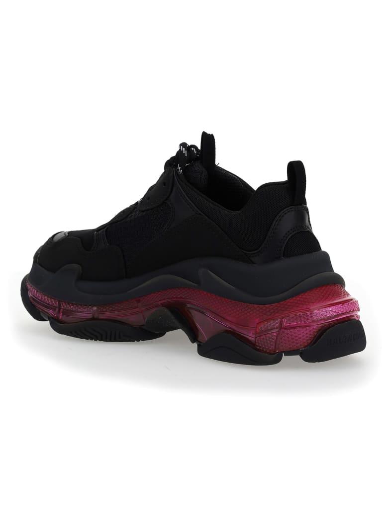 Balenciaga Triple S Sneakers - Black
