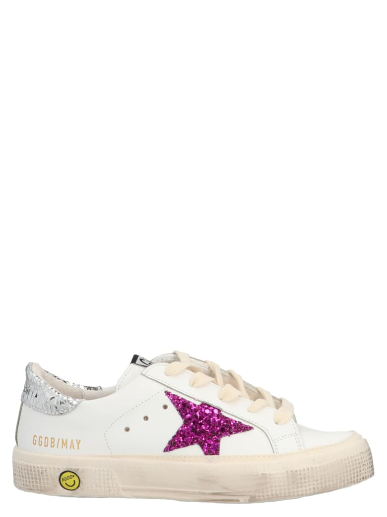 Golden Goose 'may' Shoes - White