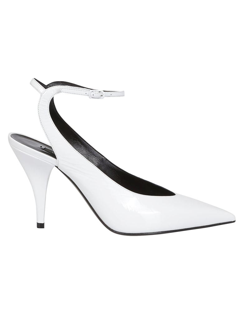 Casadei Laced Shoes - White