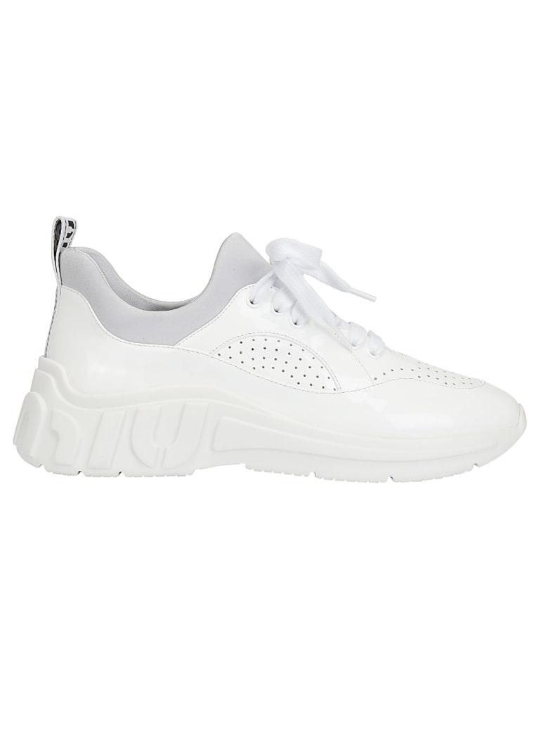 Miu Miu Sneakers - Bianco