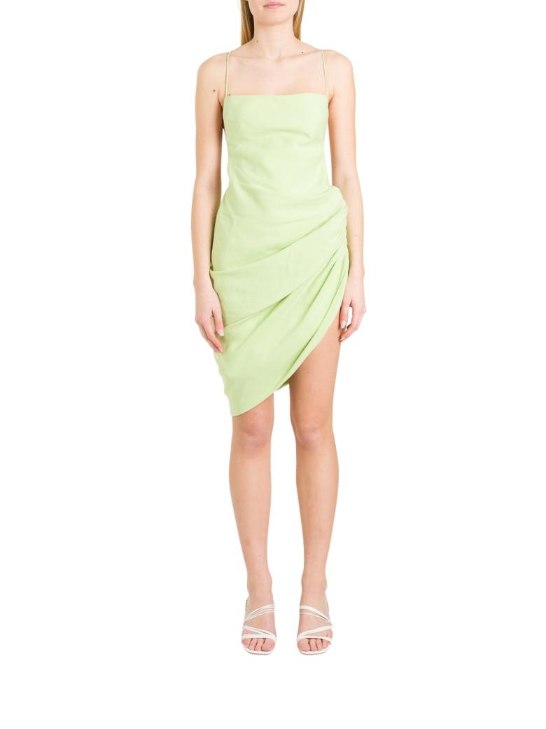 Jacquemus La Robe Saudade Dress - Verde
