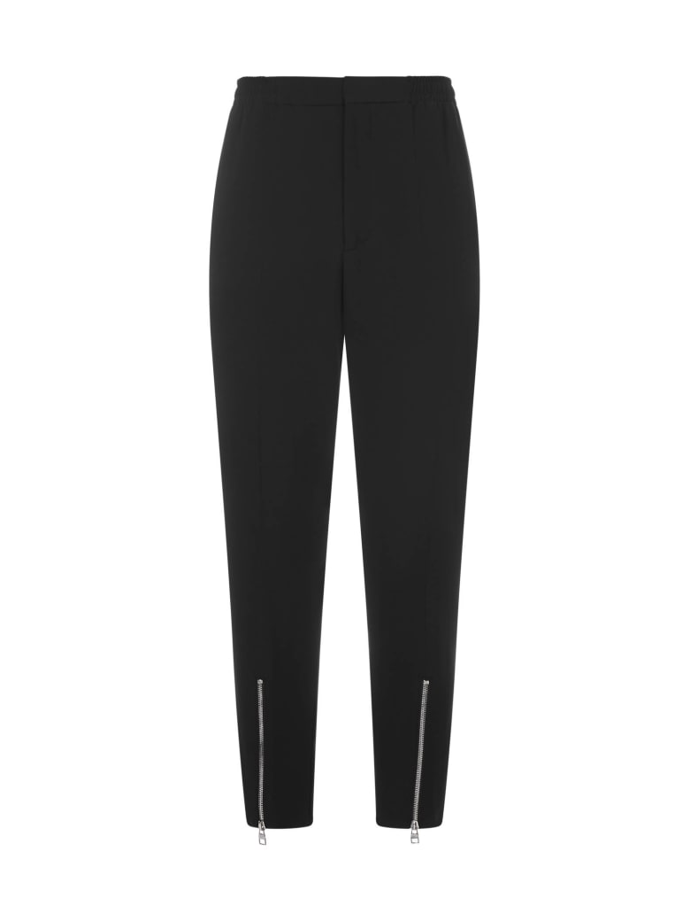 Alexander McQueen Trousers - Black