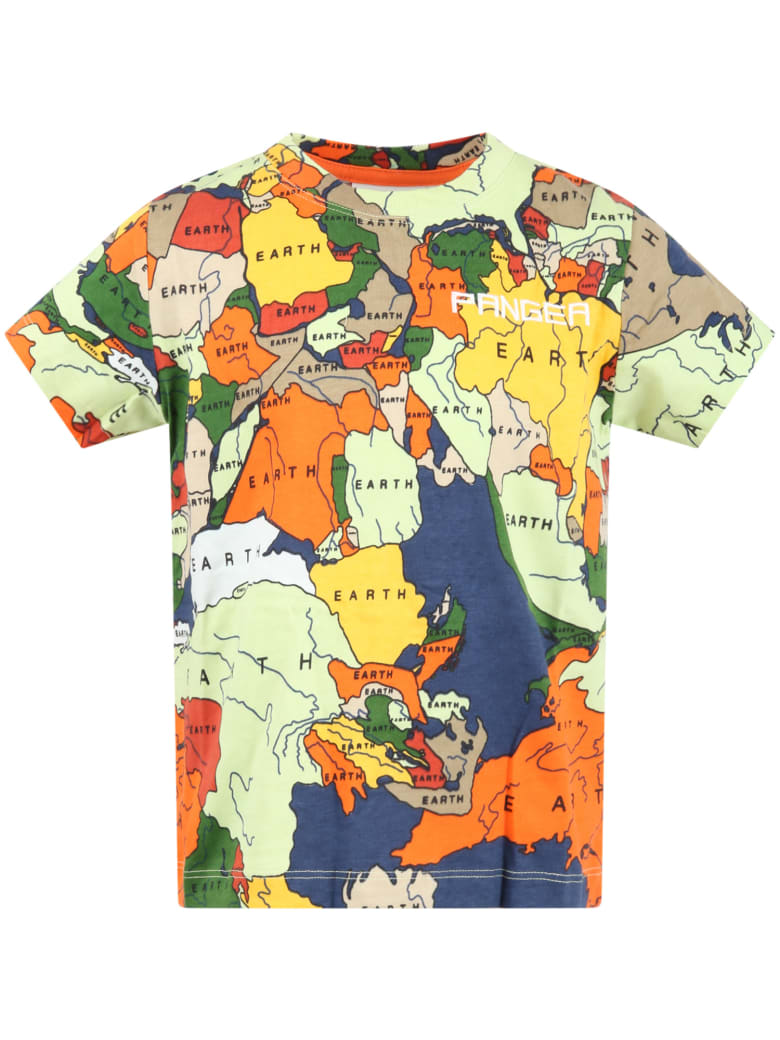Molo Multicolor ''road'' T-shirt For Boy - Multicolor