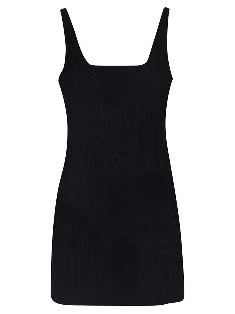 Giovanni Bedin Classic Short Sleeveless Dress - Black