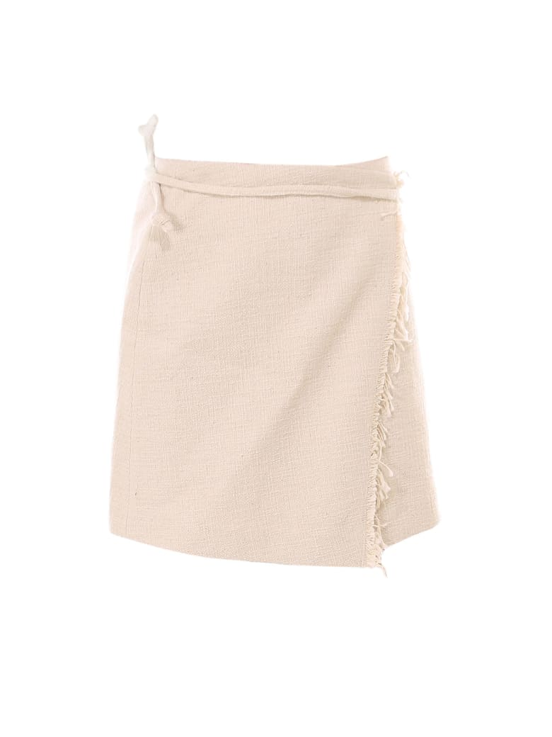 Nanushka Skirt - Beige