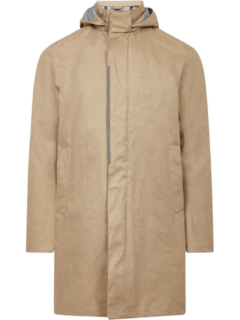 Herno Trench Coat - Beige
