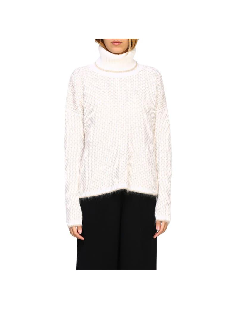 Cruciani Sweater Sweater Women Cruciani - yellow cream
