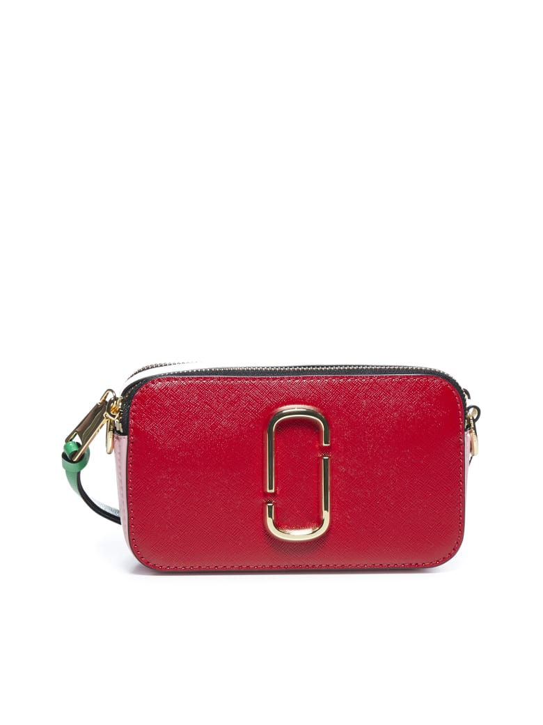 Marc Jacobs  - Fire red multi