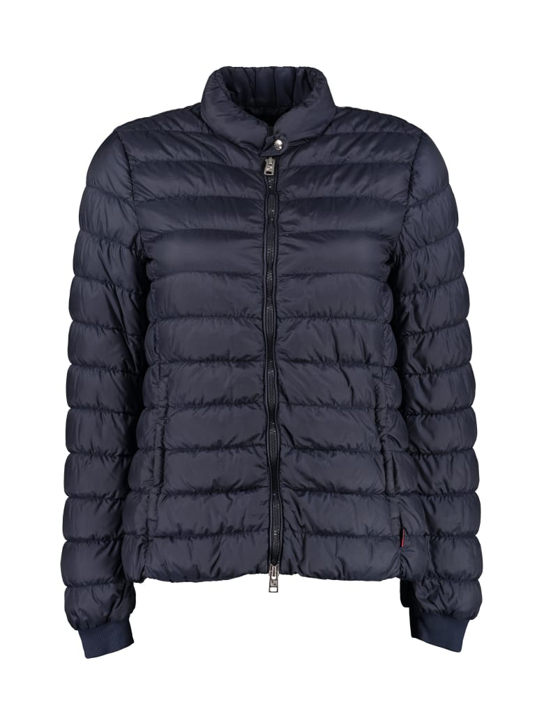 Woolrich Mayflower Full Zip Padded Jacket - blue