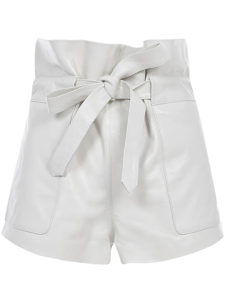 WANDERING Shorts - White