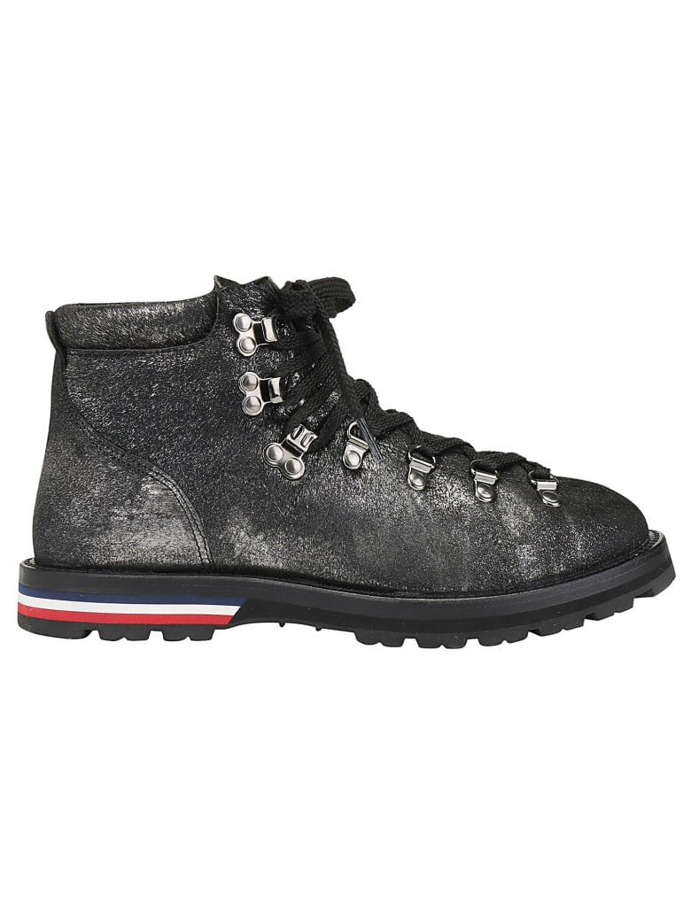 Moncler Blanche Lace Up - Black
