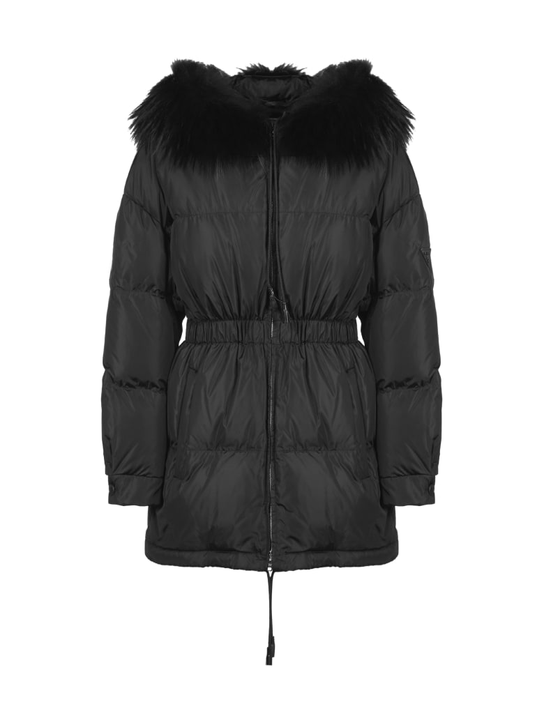 Prada Linea Rossa Jacket - Nero