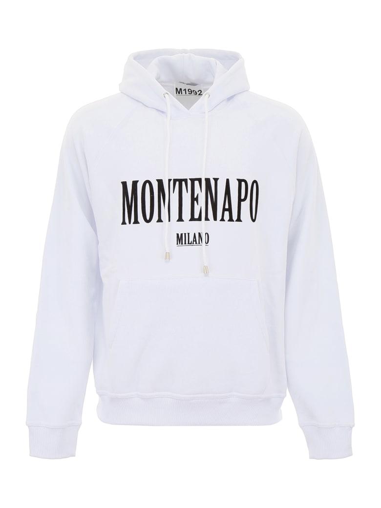 M1992 Montenapo Hoodie - BIANCO (White)
