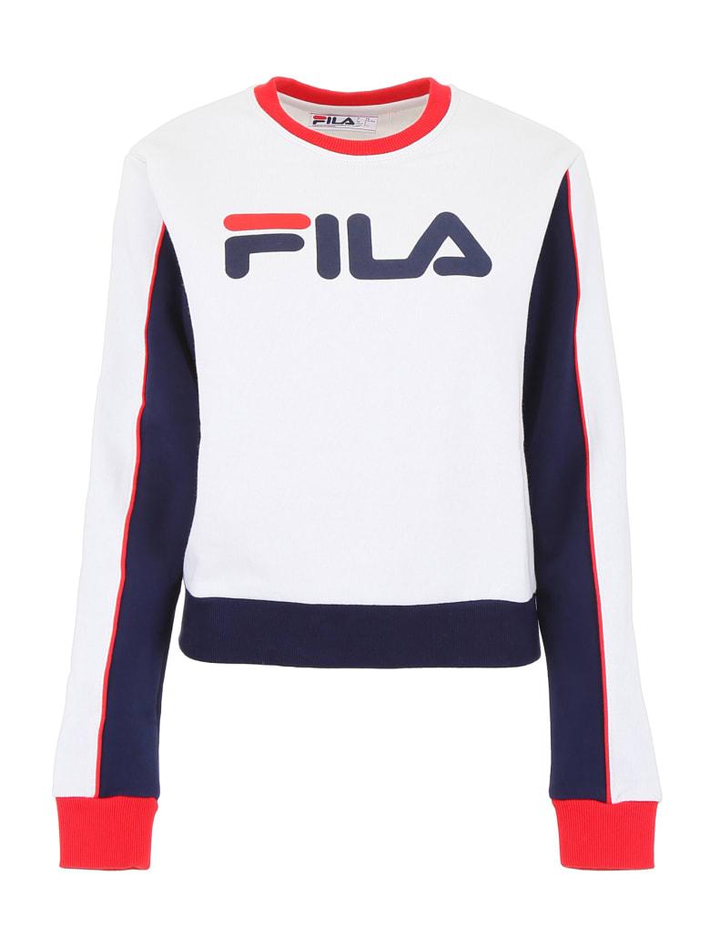 Fila Nuria Sweatshirt - WHITE PEACOAT (White)