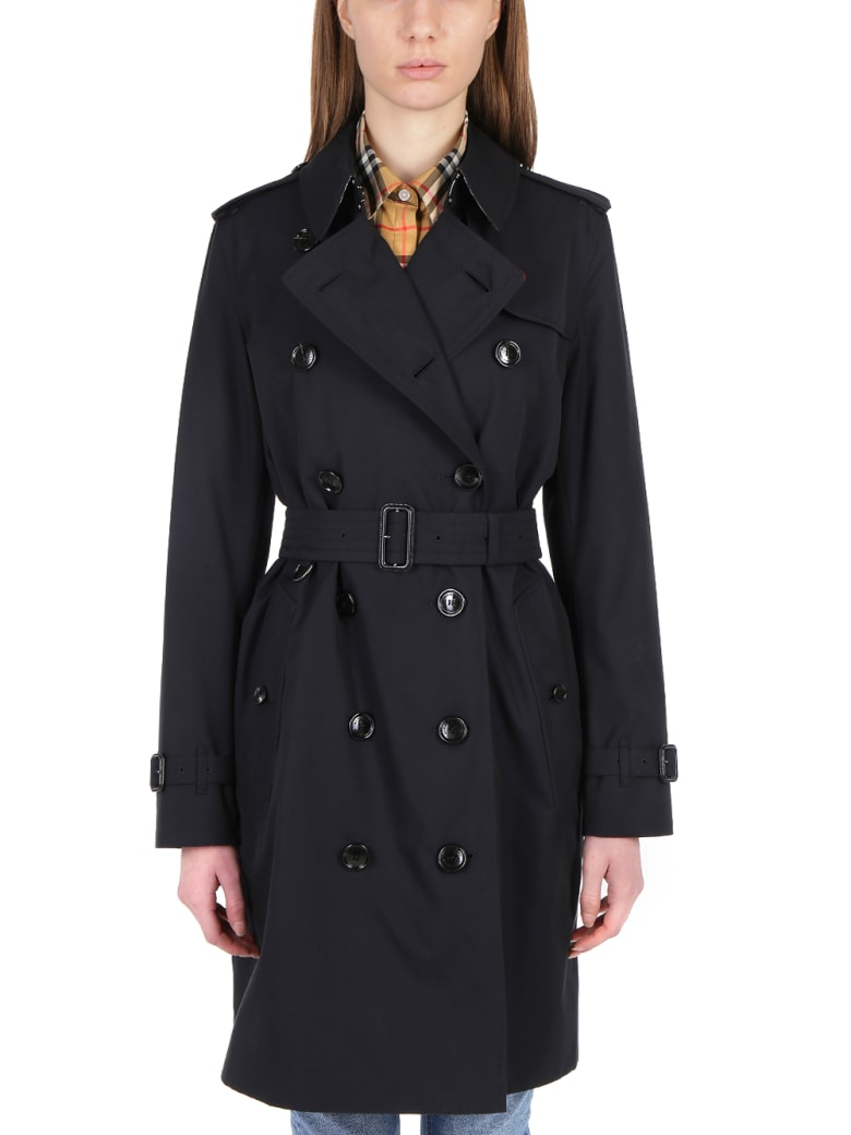 Burberry - Kensington Trench - Midnight