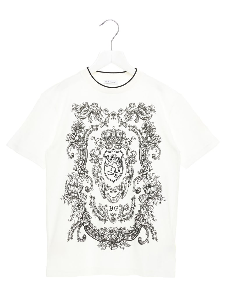 Dolce & Gabbana T-shirt - Black&White