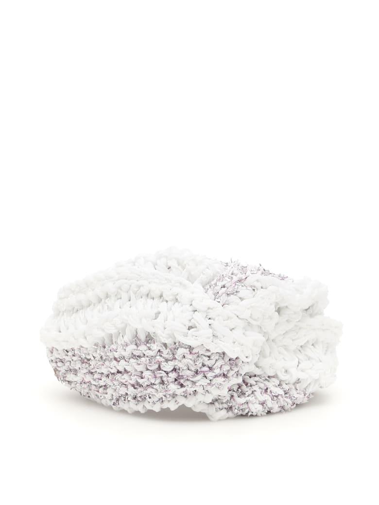 Flapper Vega Turban - WHITE VIOLET (White)