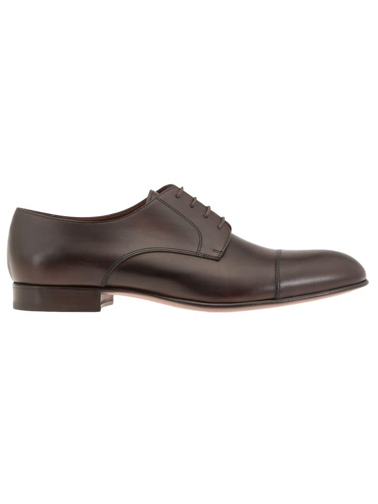 Fratelli Rossetti Manchester Lace Up Shoe - Mogano