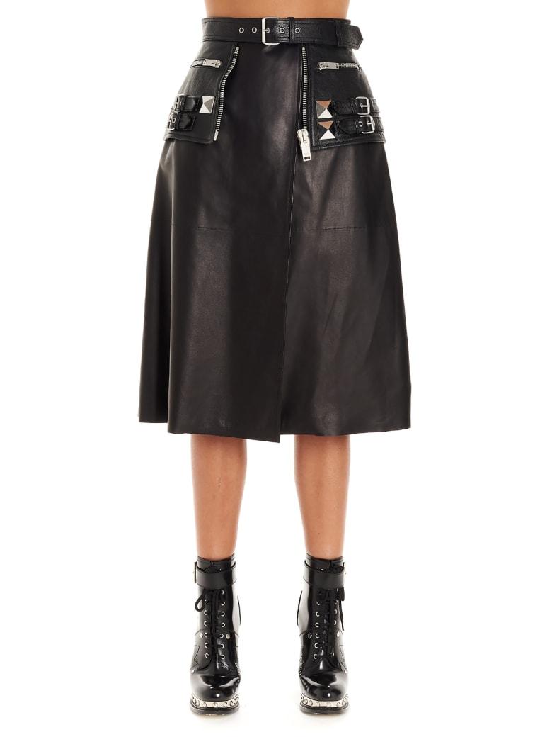 Alexander McQueen Skirt - Black