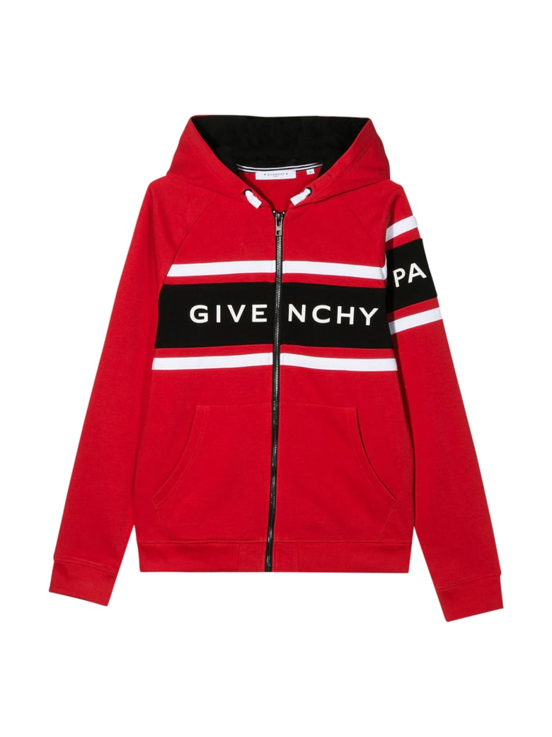 Givenchy Red Sweatshirt - Rosso