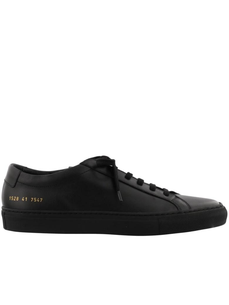 Common Projects Original Achilles Low Sneakers - Black