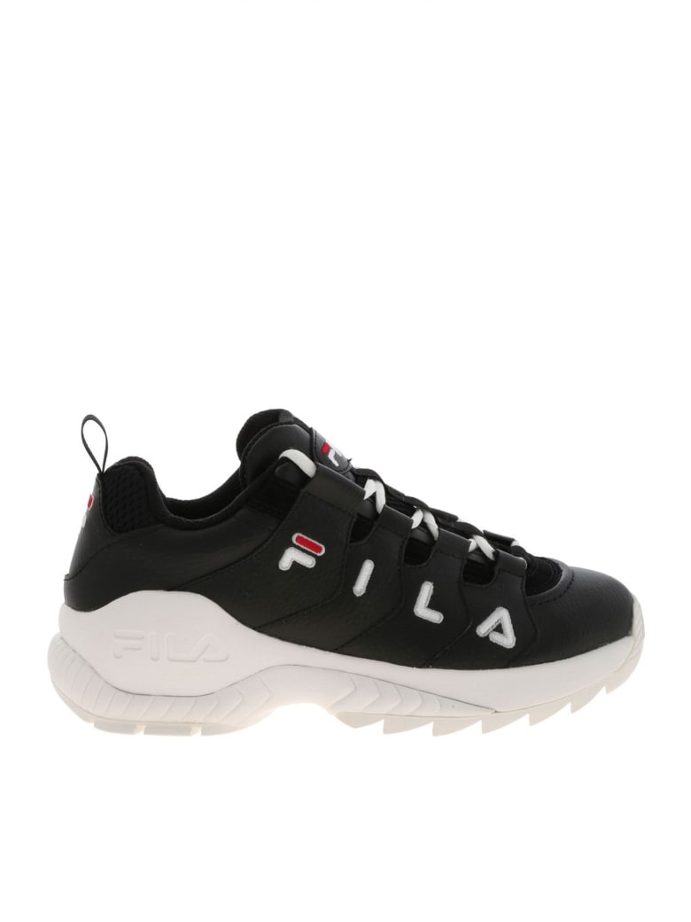 Best price on the market at italist Fila Fila Sneaker Leather Coutdown Low  Fila Fila Sneaker Leather Coutdown Low