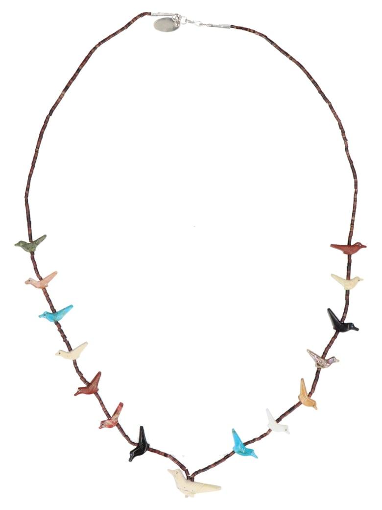 Jessie Western 'palb' Necklace - Multicolor