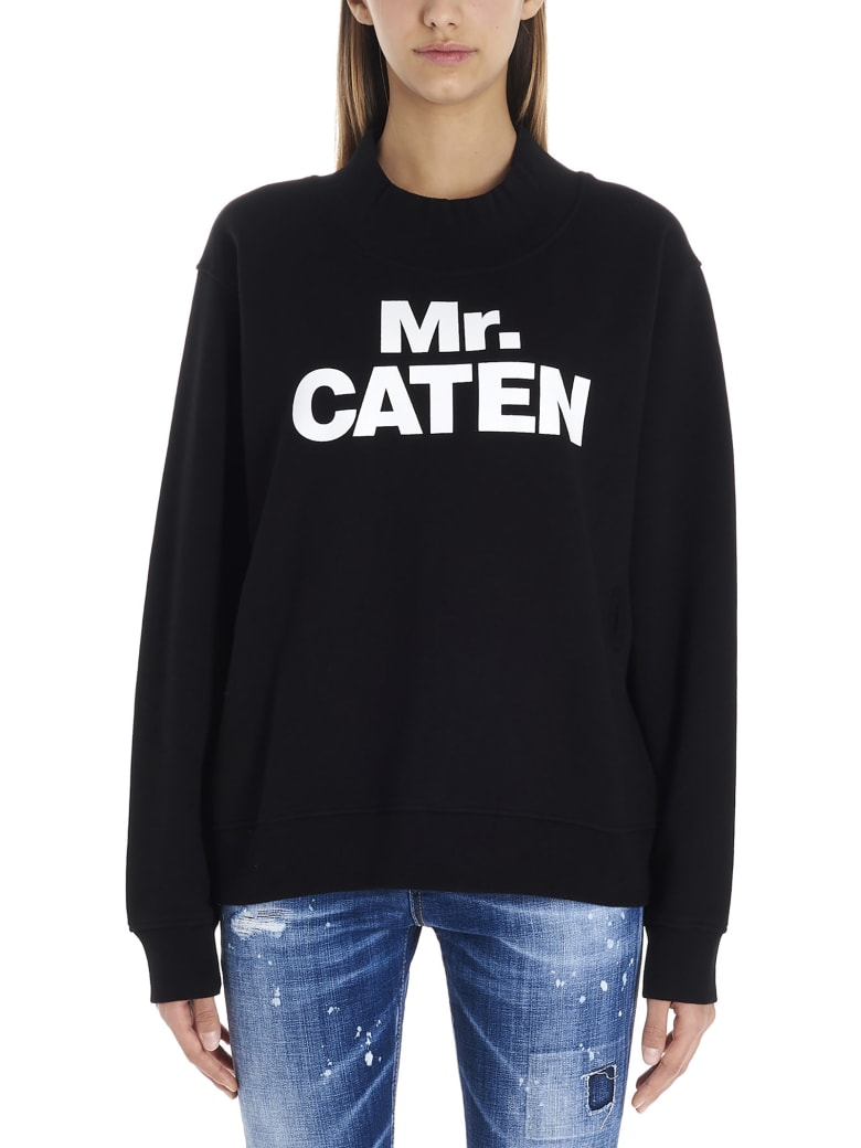 Dsquared2 'mr. Caten' Sweatshirt - Black