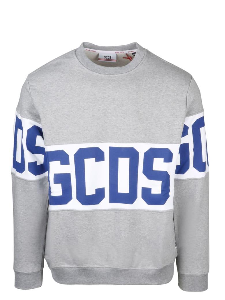 GCDS Bandlogo Sweatshirt - Grey