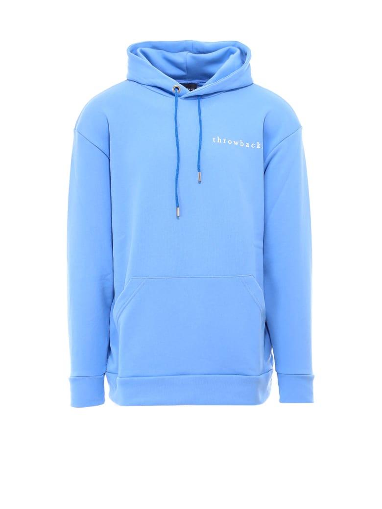 Throwback Logo Sweatshirt - Blue