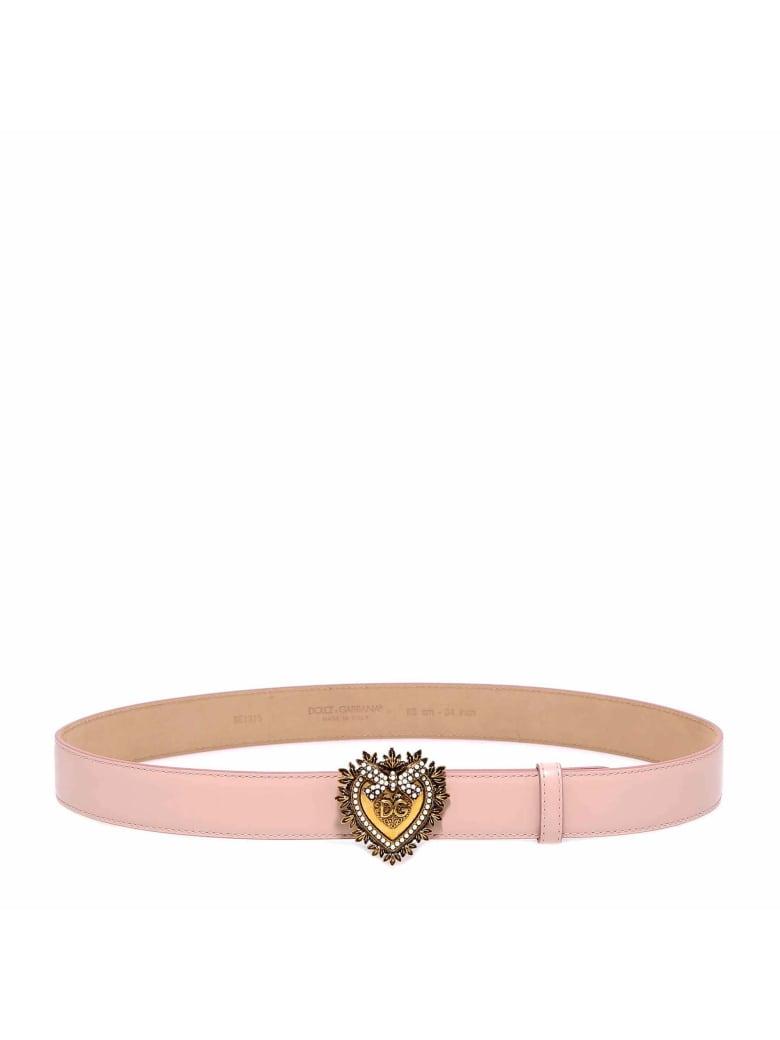 Dolce & Gabbana Belt - Pink