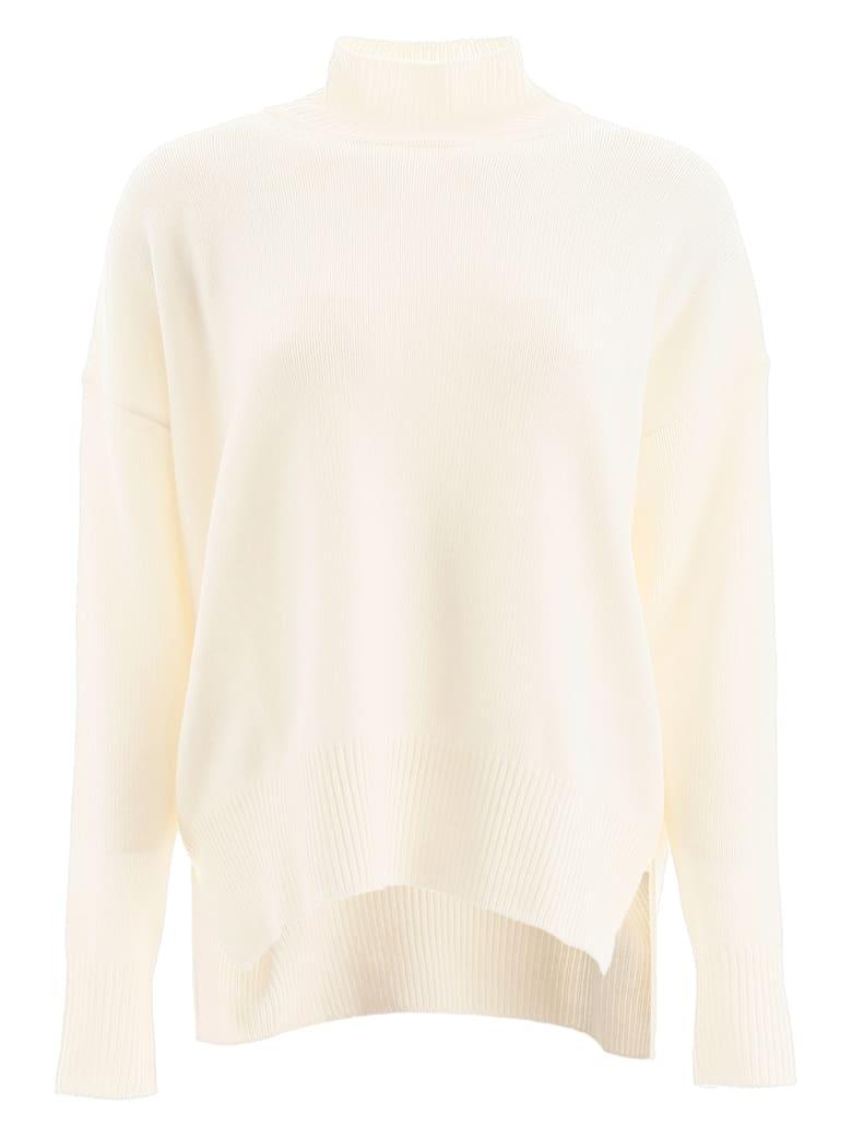 Jil Sander Cashmere Pullover - NATURAL (White)