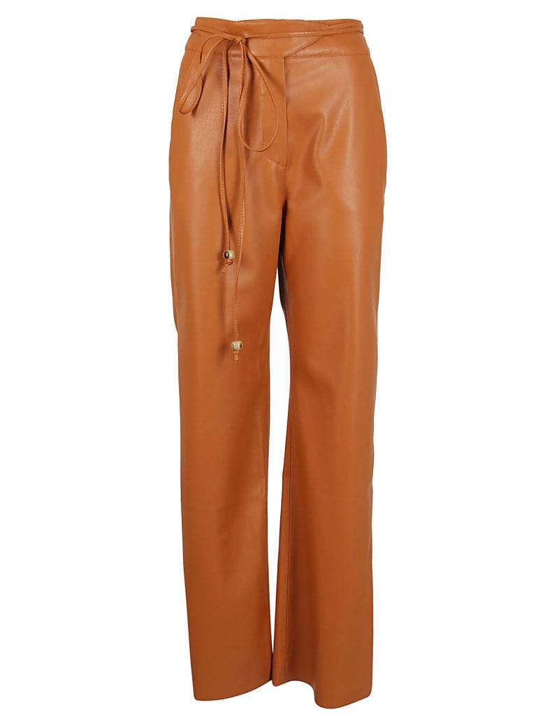 Nanushka Chimo Trousers - Mattone