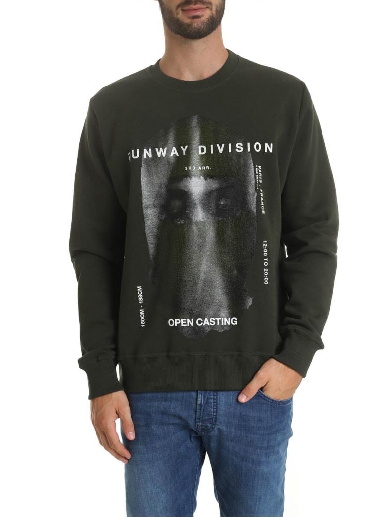 Ih Nom Uh Nit Cotton Sweatshirt Runway Division