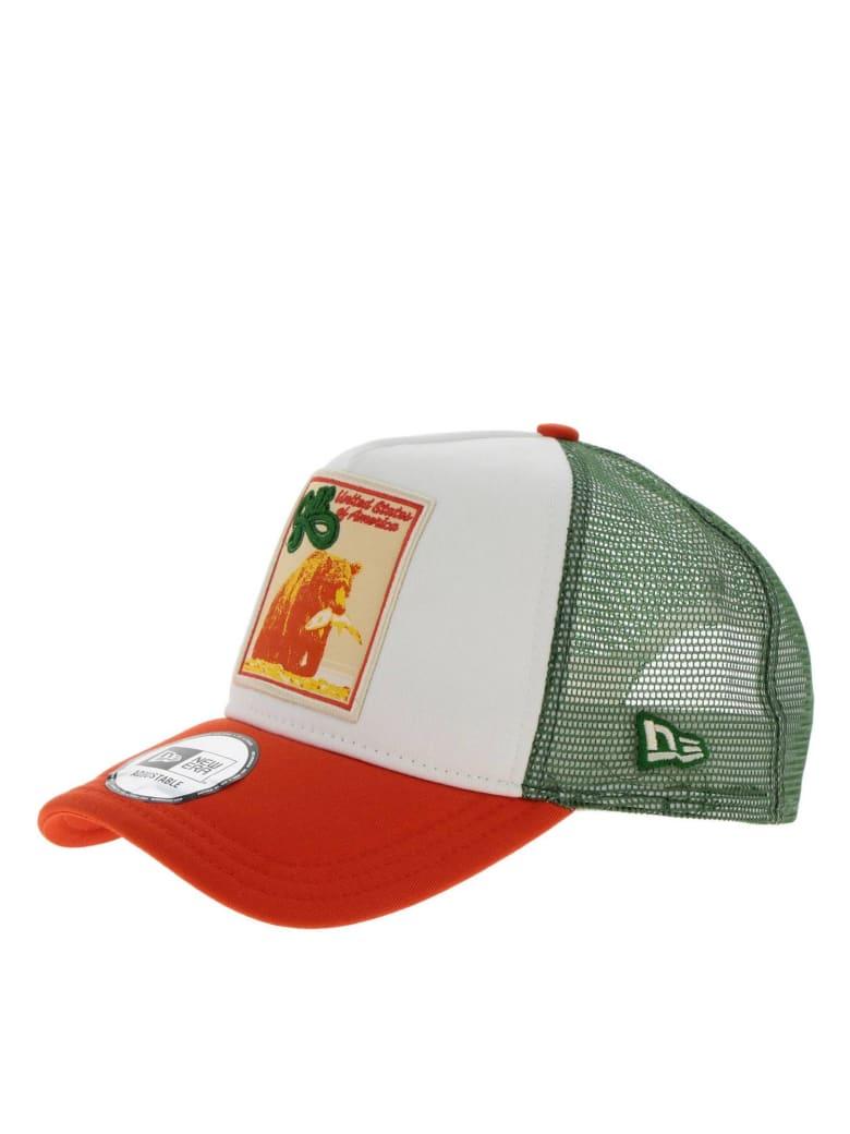 New Era Hat Hat Men New Era - orange