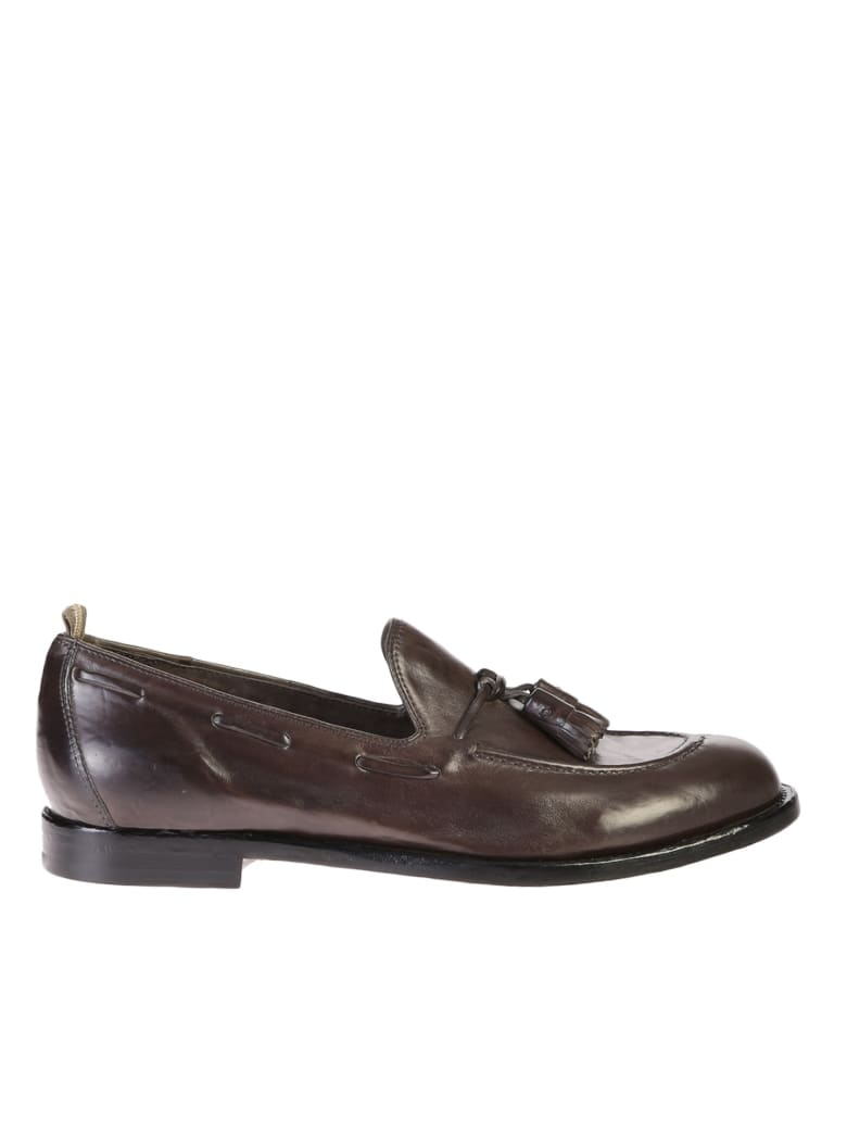 Officine Creative Loafers - Grey