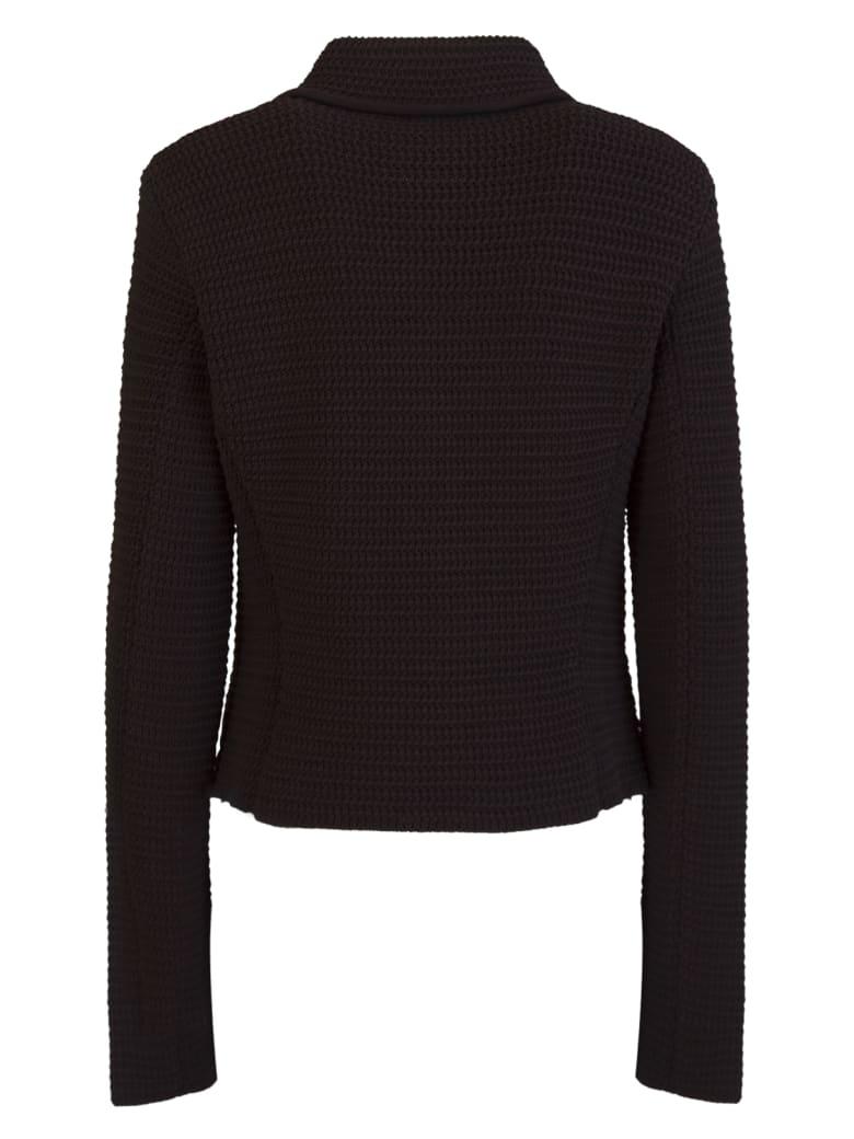 Bottega Veneta Buttoned Jacket - Marrone