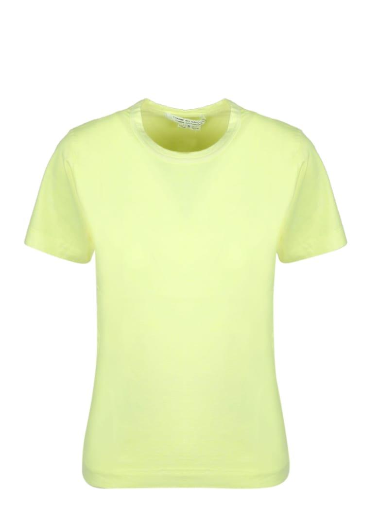 Comme des Garçons Comme des Garçons Fluo T-shirt - Yellow & Orange