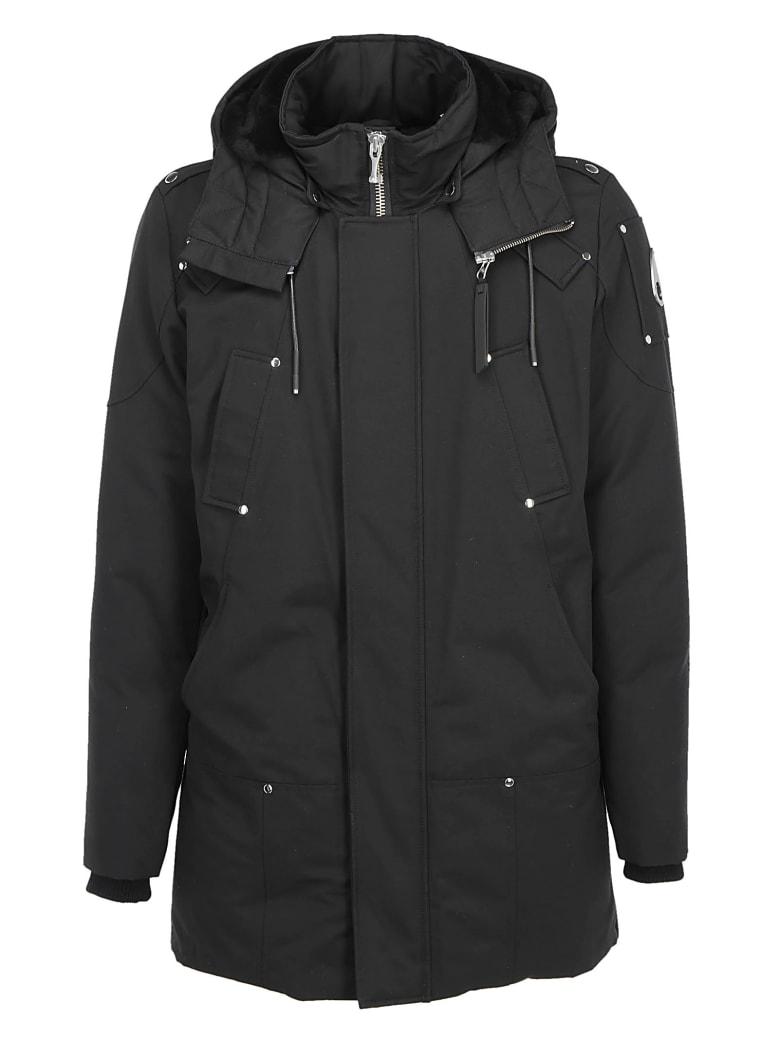 Moose Knuckles Saint Ulric Parka Coat - Black